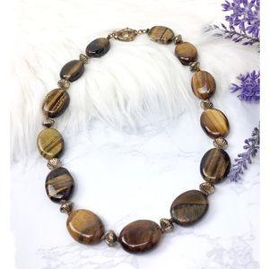 Jewelry - ⚜️ Vintage Stone Necklace